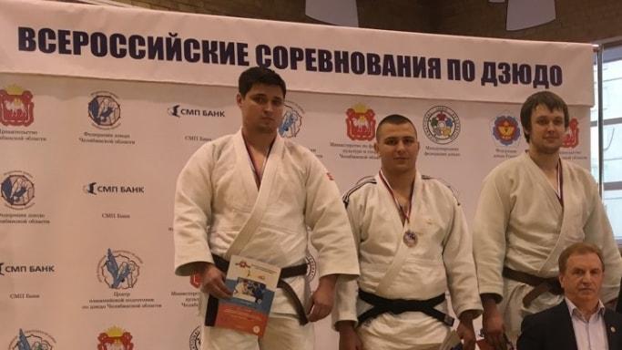 Александр Шалимов выиграл бронзу на кубке Губернатора Челябинской области март 2018