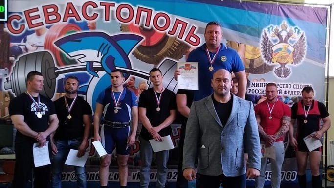 Чемпионат города Севастополя по пауэрлифтингу 2018