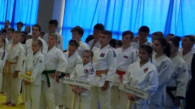 Команда из Севастополя на международном турнире в Дзержинске май 2018 года