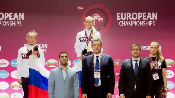Юлия Торянская заняла 1 место по грэпплингу на Чемпионате Европы в Каспийске май 2018 года