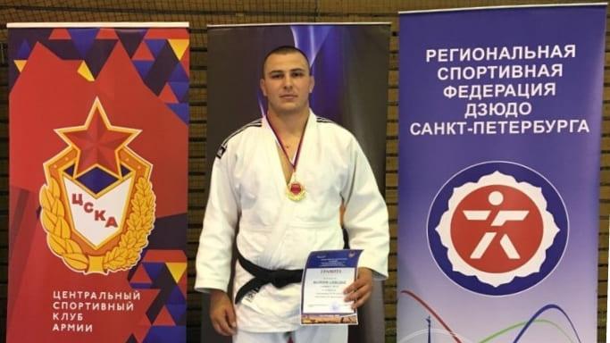 Александр Шалимов ЦСК завоевал золото турнира ВС РФ июнь 2018 Санкт Петербург