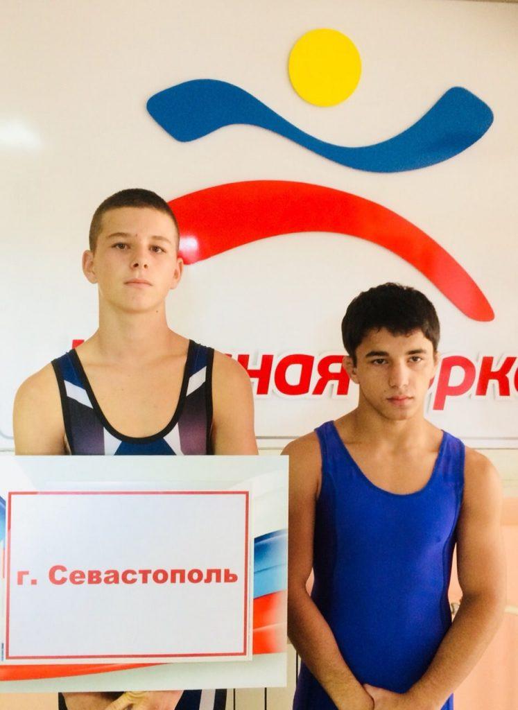 Зейтулаев Турды на Всероссийском юношеском турнире по греко-римской борьбе памяти Парфенова