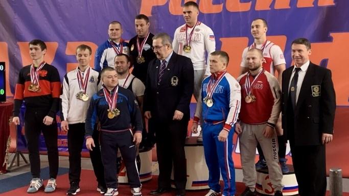 Анатолий Горячок занял II место на чемпионате России в Москве