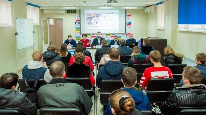 Пресс конференция с представителями футбольных команд Севастополя