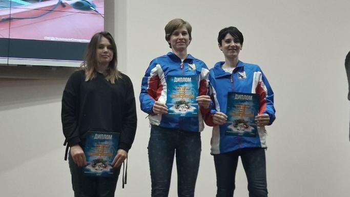 Ольга Горбатых и Людмила Тимошина победили в классе RS-X на 1 этапе Кубка России в Сочи февраль 2019 года