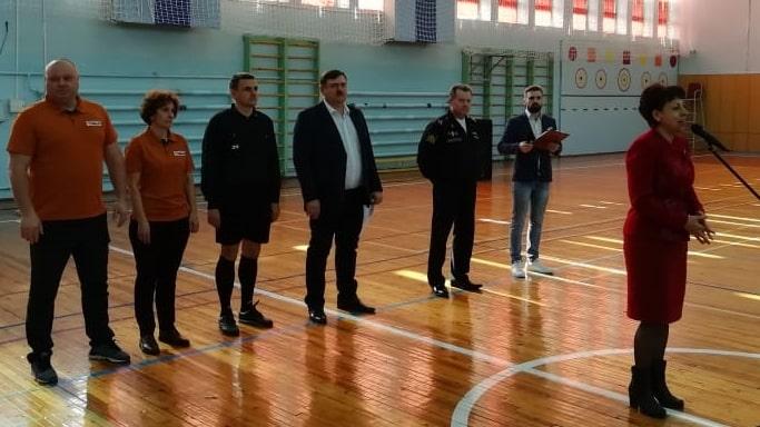 торжественное открытие Спартакиады студентов города Севастополя