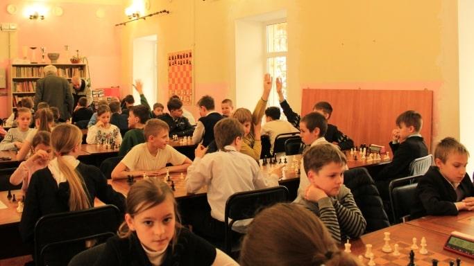 Региональный этап открытых Всероссийских соревнований по шахматам Белая ладья - Севастополь