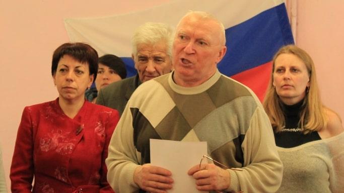 Старт регионального этапа открытых Всероссийских соревнований по шахматам Белая ладья - Севастополь