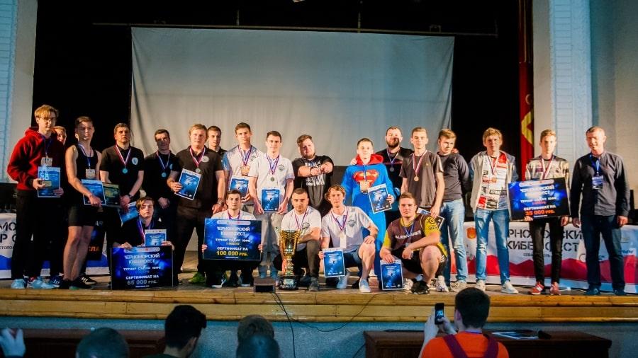 Победители Киберфест 2019 в Севастополе