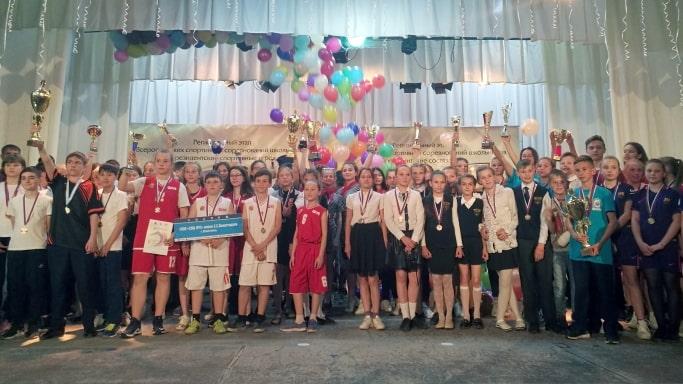 Победители регионального этапа Всероссийских соревнований школьников