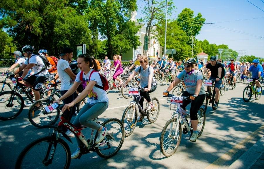 ВелоПобеда в Севастополе 26 мая 2019 года