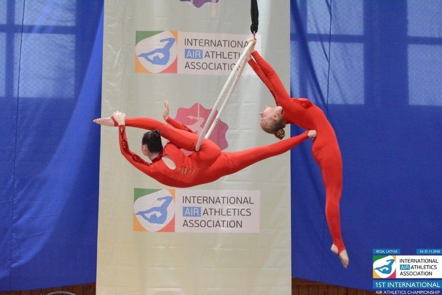 Кольцо Открытый Фестиваль воздушной атлетики Крылья в Севастополе 29 июня 2019 года