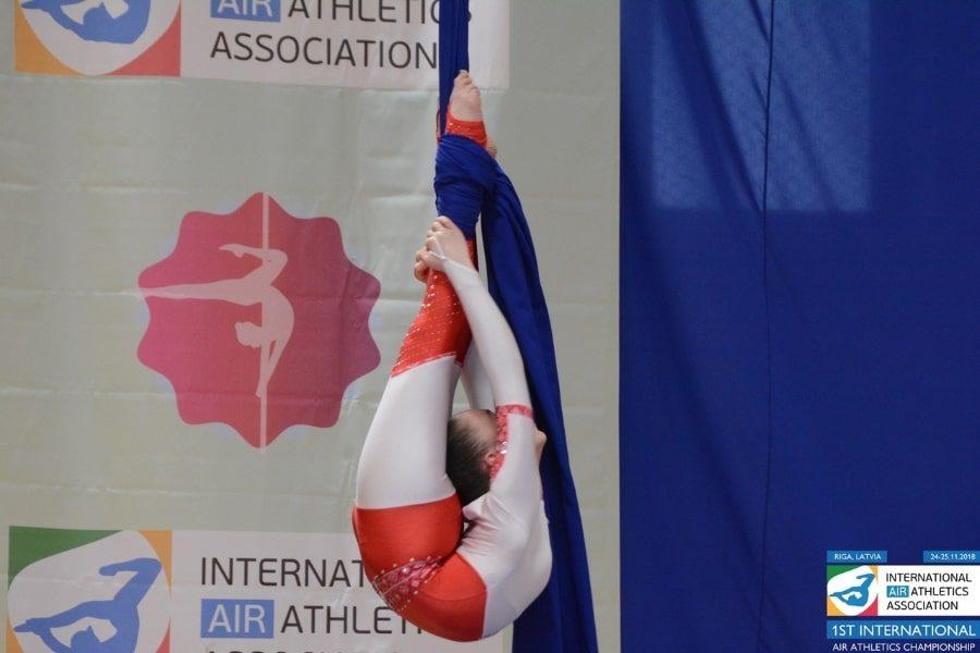 Полотна Открытый Фестиваль воздушной атлетики Крылья в Севастополе 29 июня 201