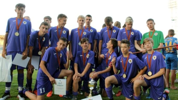 Сборная Санкт-Петербурга - победитель по большому футболу - 19-07-2019