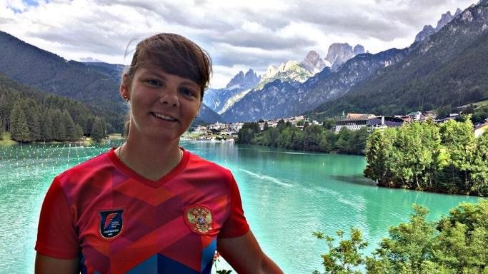 Анастасия Долгова завоевала лицензию на участие в Олимпийских играх 2020
