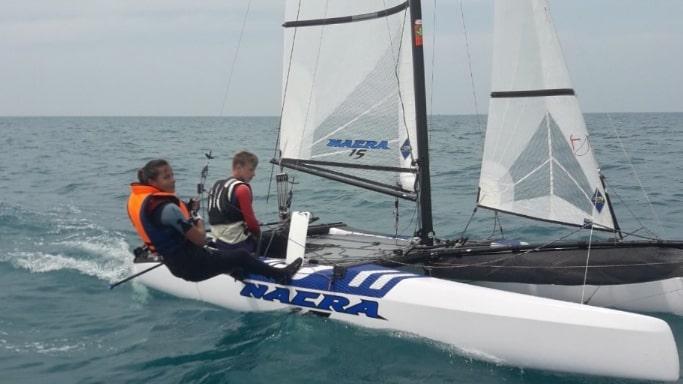 Юные яхтсмены и виндсёрферы из Севастополя стали вице-чемпионами финала всероссийских соревнований