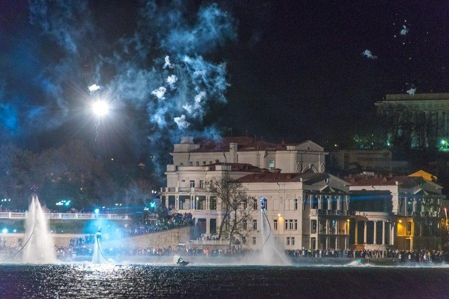 Фестиваль Севастопольские паруса 2019_3
