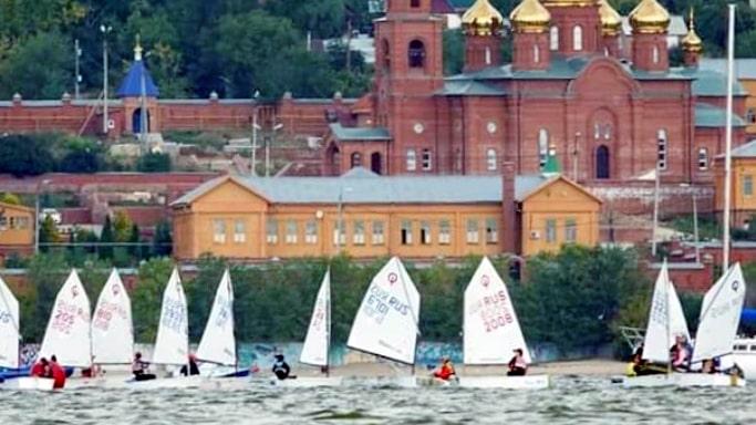 Первенство России в классах яхт 2019 года в Тольятти