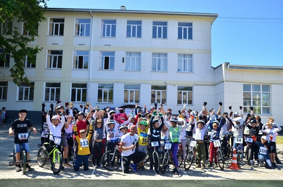 Первенство города Севастополя по велоспорту ВМХ - 2019 года