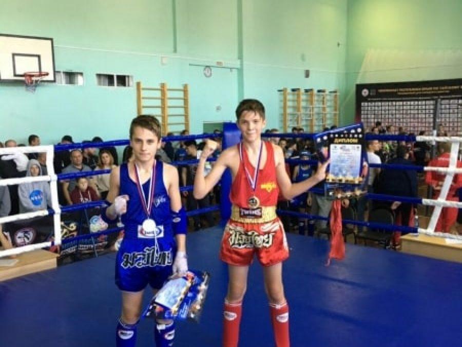 Два одноклубника в финале турнира Вова Губанов и Сева Авдеев