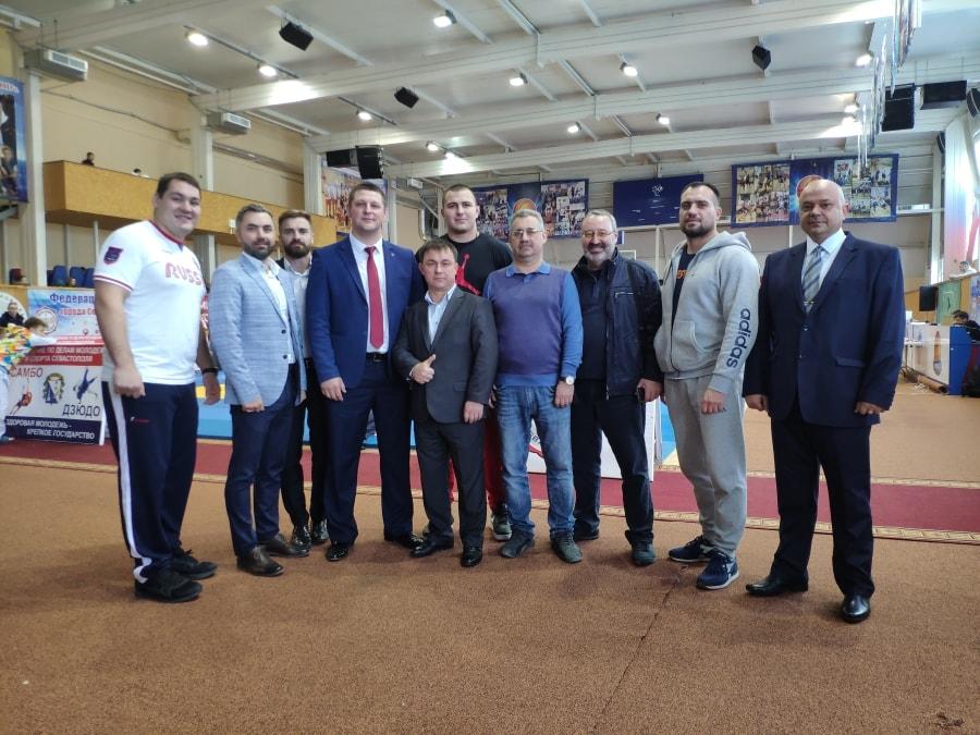 Гости Первенства Севастополя по дзюдо 2019 года