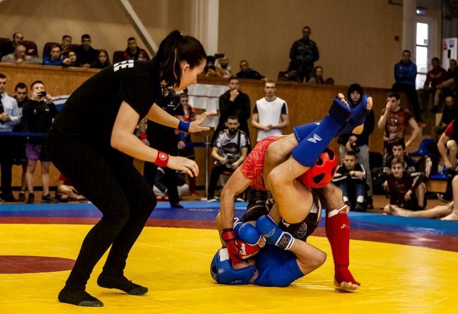 Севастополь во второй раз принял чемпионат ЮФО по панкратиону 2
