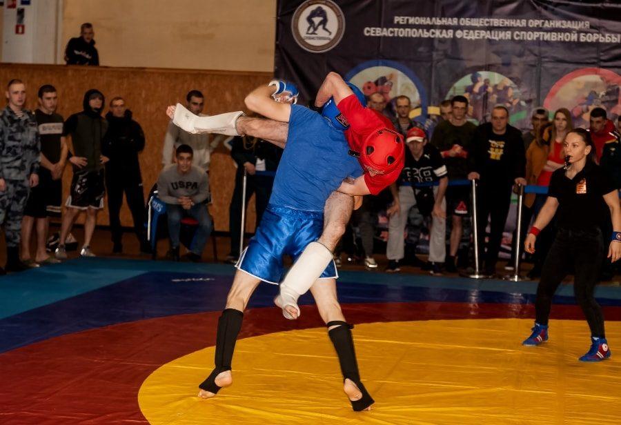 Севастополь во второй раз принял чемпионат ЮФО по панкратиону 3