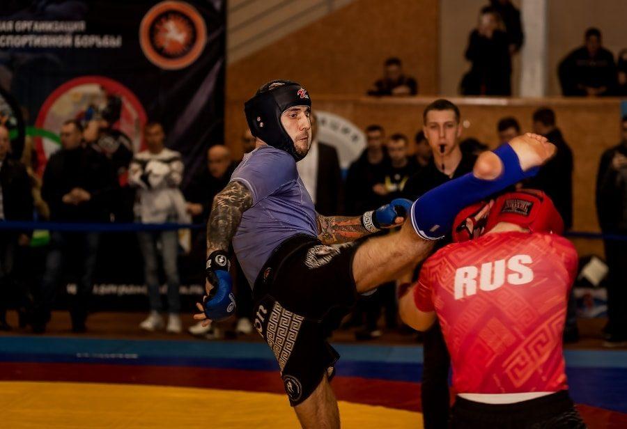 Севастополь во второй раз принял чемпионат ЮФО по панкратиону 4