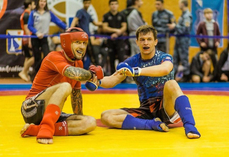 Севастополь во второй раз принял чемпионат ЮФО по панкратиону