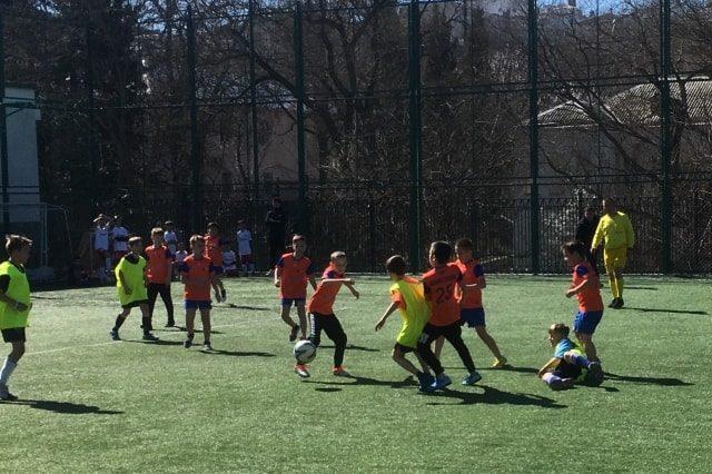 Кожаный мяч 2020 в Севастополе _6