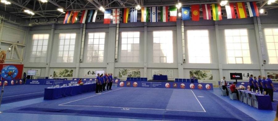 Международный турнир Московские звёзды ушу 2020