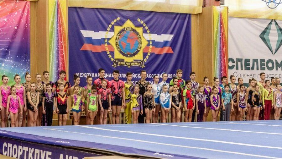 Первенство и Чемпионат ЮФО 2020 по спорт акробатике в Краснодаре_3