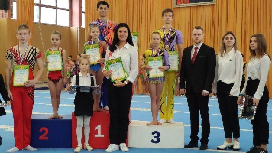 Первенство и Чемпионат ЮФО 2020 по спорт акробатике в Краснодаре_4