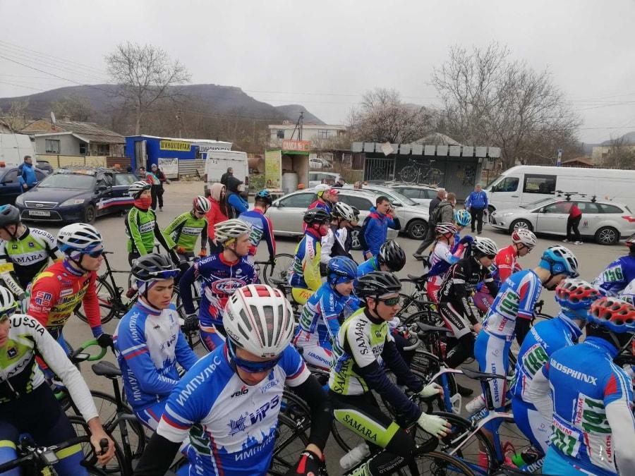 Всероссийские соревнования по велосипедному спорту 2020 в Севастополе