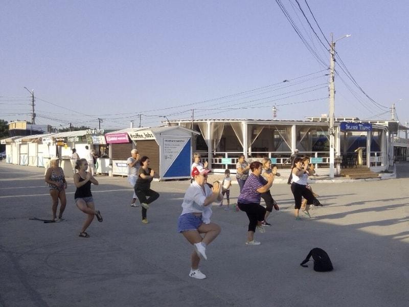 С бодрым утром в Севастополе