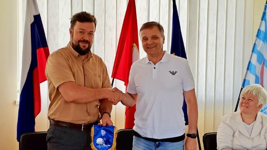 Сергей Резниченко и Вадим Визе