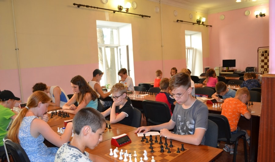 Турнир по шахматам Кубок Черноморья 2020