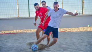 Фестиваль по пляжному футболу в Севастополе 2020