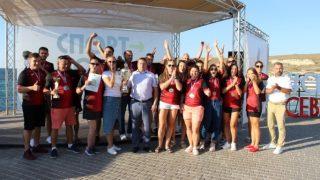 Коллектив Севтеплоэнерго - победитель Спартакиады трудящихся 2020 года