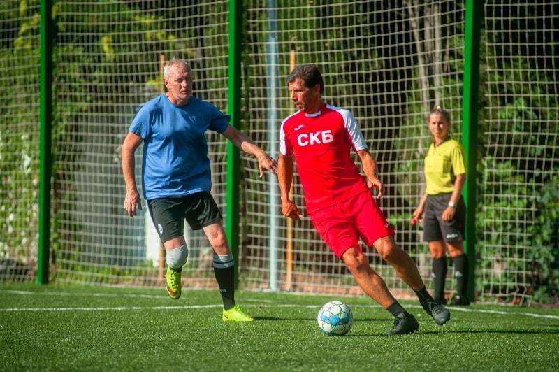 Первенство среди ветеранов по мини-футболу На призы губернатора Севастополя