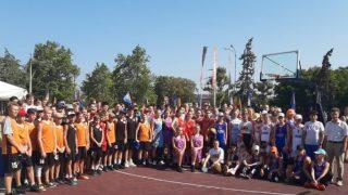 Завершился турнир Оранжевый мяч 2020 в Севастополе