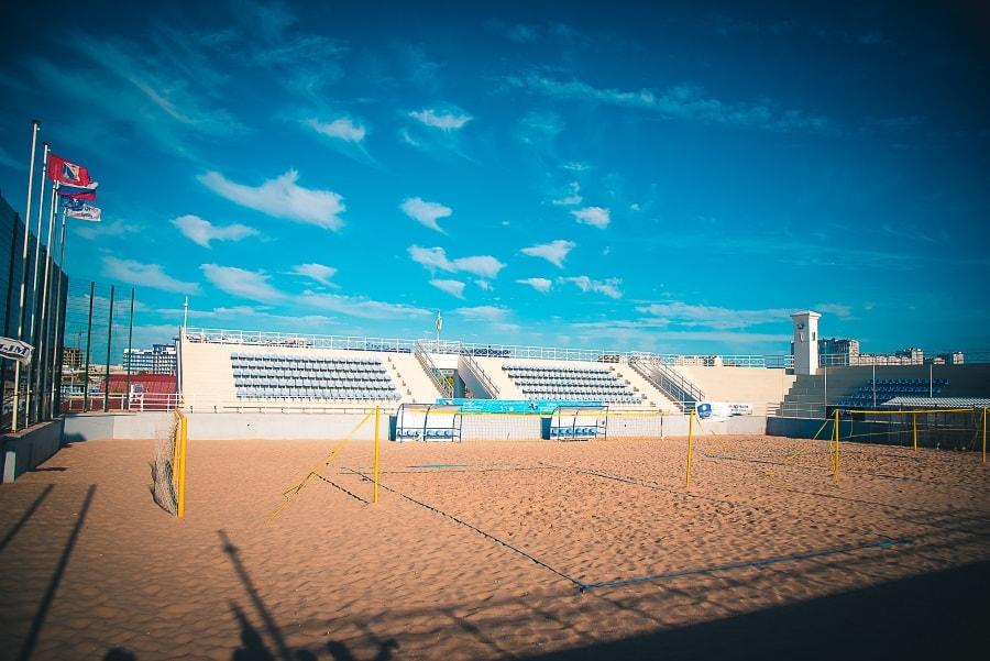 Фестиваль пляжного волейбола 2020 в Севастополя