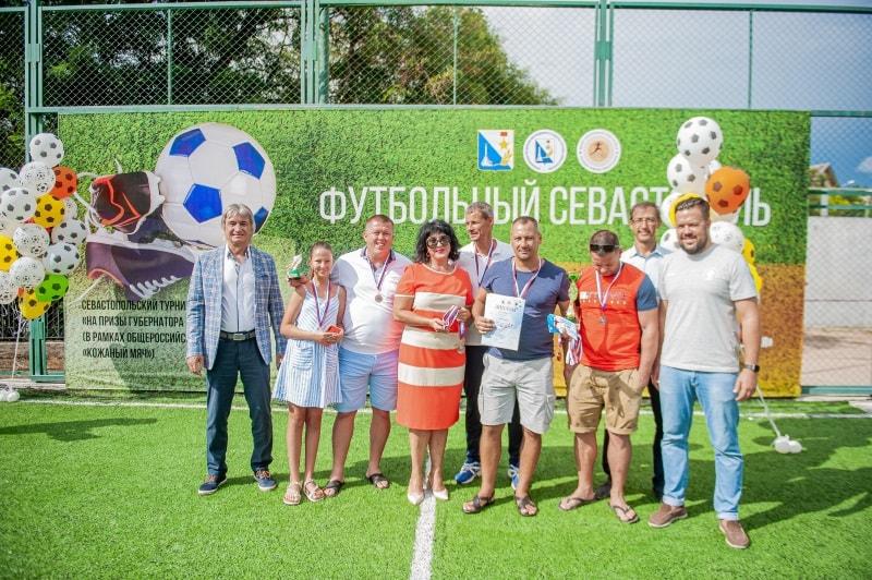 Команда «Зенит», 3 место в категории мужчины 35-45 лет