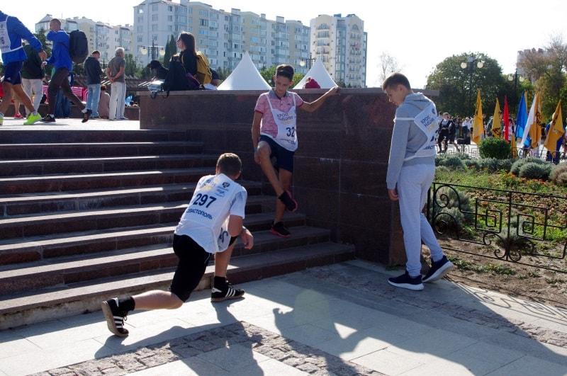 Кросс нации 2020 года в Севастополе