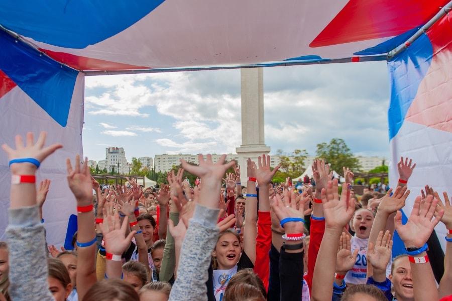 Кросс нации в Севастополе 2019 года
