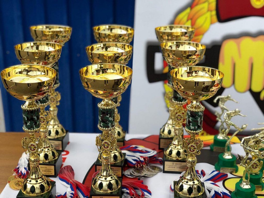 Кубок Победы по мини-футболу 2020