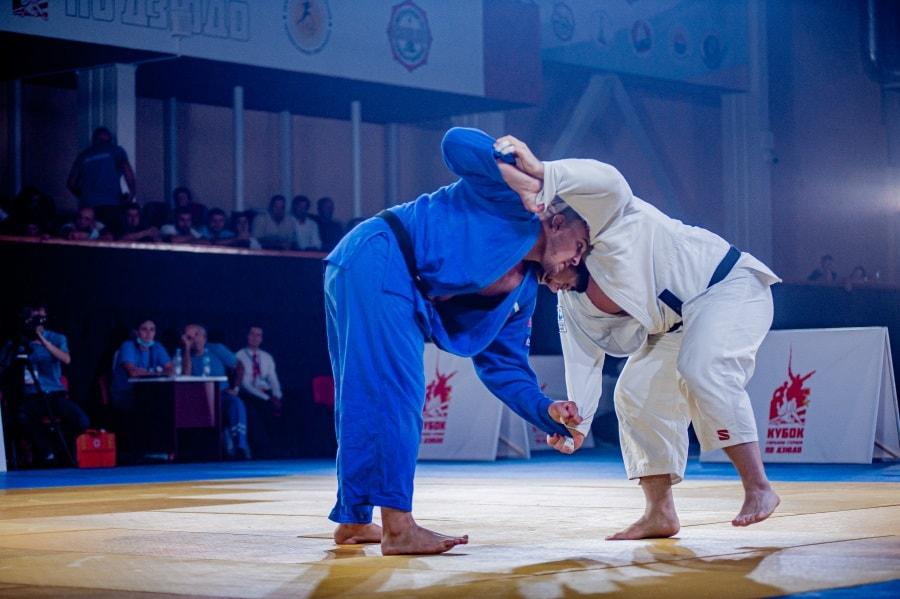 Шалимов и Башаев на Кубке городов-героев 2020