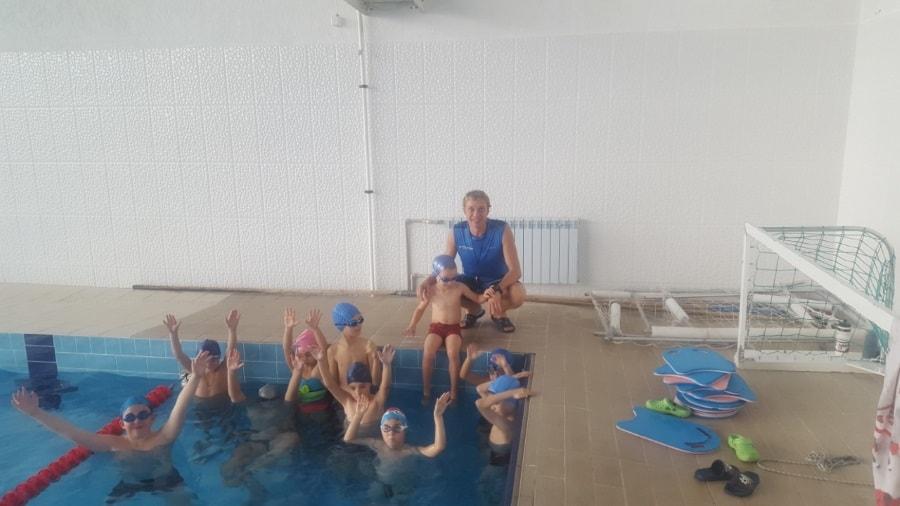 Обучение плаванию в спортивной школе олимпийского резерва №1 города Севастополя