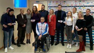 Присвоение званий спортсменам Севастополя в 2020 году