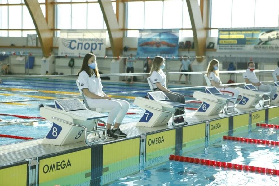XXVII Кубок России по плаванию в категории «Мастерс»